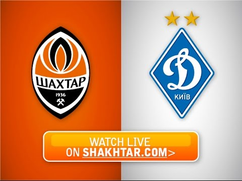 ОНЛАЙН. Шахтер – Динамо / LIVE. Shakhtar – Dynamo