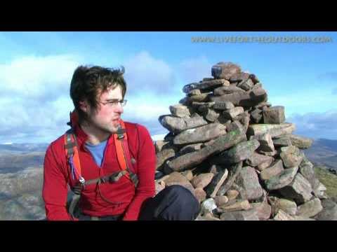 Northern Highlights - Climbing Suilven