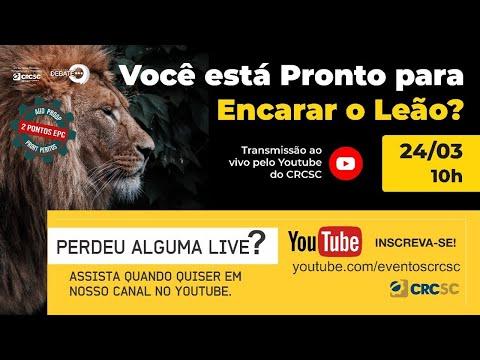 """Câmara Técnica Debate """"IRPF: Você está Pronto para Encarar o Leão?"""""""