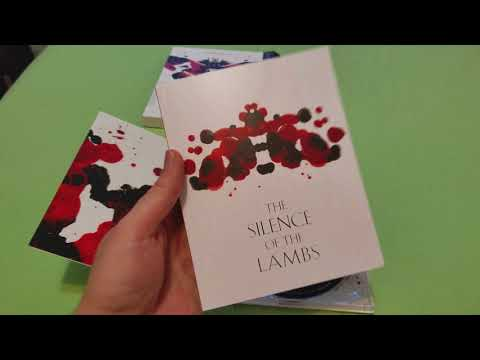 The Silence Of The Lambs Criterion Collection Up Close Bluray Physical Copy
