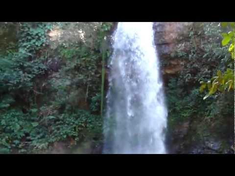 Cachoeira dos Macacos em Uberlândia - MG