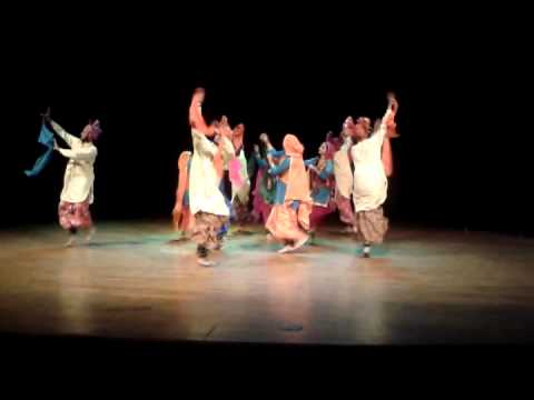 Punjabi Folk Dance Luddi