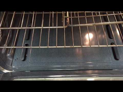 Whirlpool gas stove not baking or broiling