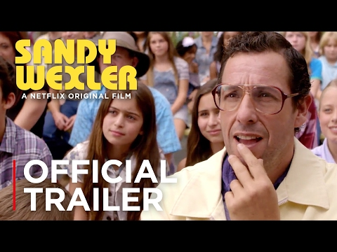 Sandy Wexler Trailer Starring Adam Sandler