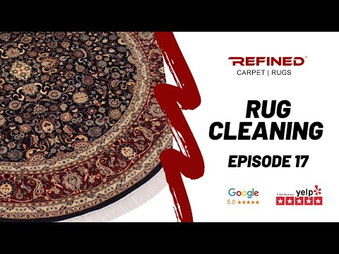Rug Cleaning Los Alamitos I 714.465.5377 I Refined Rug Restoration