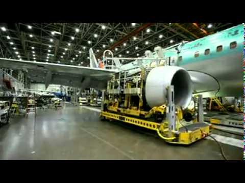 Step by step i Boeing zbudowany