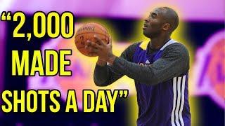 Video 6 Stories That Prove Kobe Was The HARDEST WORKER In NBA HISTORY MP3, 3GP, MP4, WEBM, AVI, FLV Juli 2018