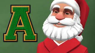 Santa Teaches You About The Letter A | Educational For Children | CoCoMelon(ABCkidTV) Nursery Rhymes