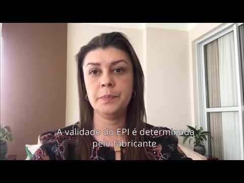 Equipamento de proteção individual para enfermeiros e enfermeiras