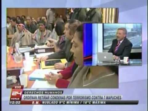 El Defensor Nacional explicó detalles del fallo de la Corte Interamericana en TVN