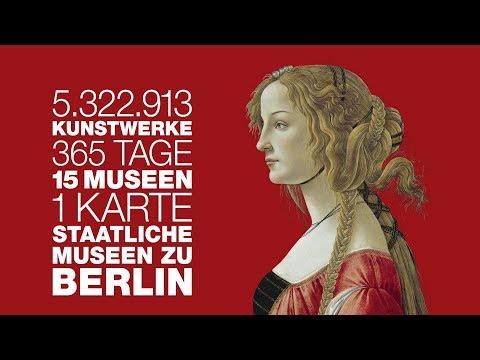 Jahreskarte | Staatlichen Museen zu Berlin