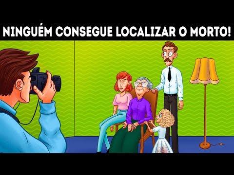 Frases inteligentes - 22 DESAFIOS INTELIGENTES DE MISTÉRIO QUE VÃO GELAR O SEU SANGUE