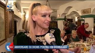 Aniversare cu dichis pentru Ion Dichiseanu - Stirile Kanal D