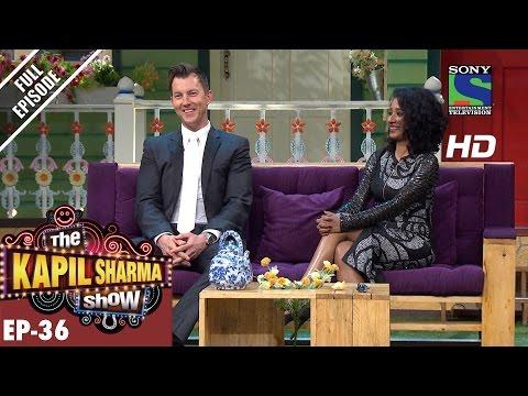 The Kapil Sharma Show - दी कपिल शर्मा शो–Ep-36–Brett Lee in Kapil's Mohalla - 21st Aug 2016