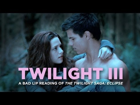 Team Edward or Team Jacob? Who cares. With this spoof, we're all on the same side.