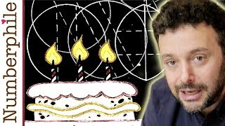 The Scientific Way to Cut a Cake - YouTube