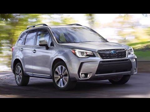 2017 Subaru Forester XT Touring   Exterior and Interior Walkaround   2017 Detroit Auto Show