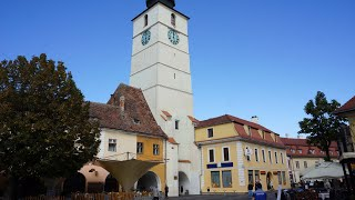 Sibiu Romania  City new picture : A walk through Sibiu - Hermanstadt - Romania