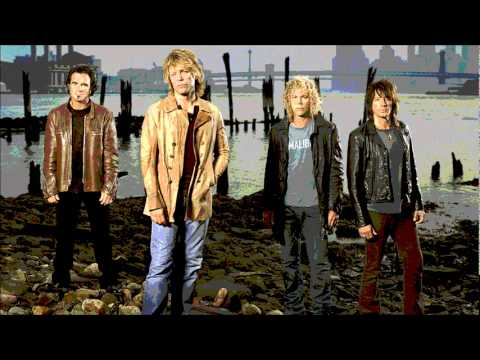 BON JOVI - Starting All Over Again (audio)