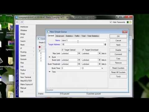 Download Simple Way Limiting Bandwidth on Mikrotik Winbox HD Mp4 3GP Video and MP3