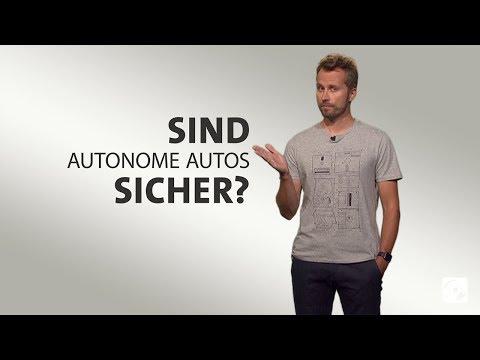 Sind autonome Autos sicher?