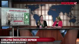 DEPREM ÇALIŞTAYI TALEP EDİYORUZ...