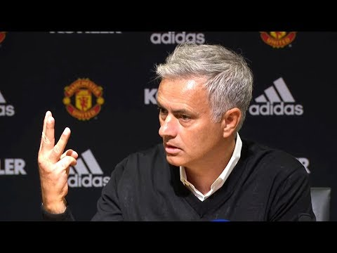 Manchester United 0-3 Tottenham - Jose Mourinho Full Post Match Press Conference - Premier League (видео)