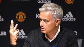 Manchester United 0-3 Tottenham - Jose Mourinho Full Post Match Press Conference - Premier League