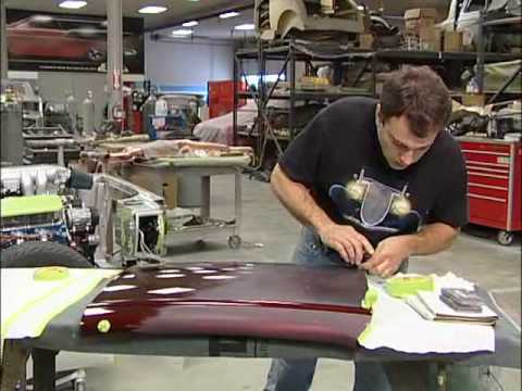 Steve's Auto Restorations Presents Cut, Buff & Polish with David Brost