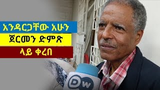 Andargachew Tsige on DW