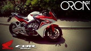 6. 2014 Honda CBR650F Test Ride & Review