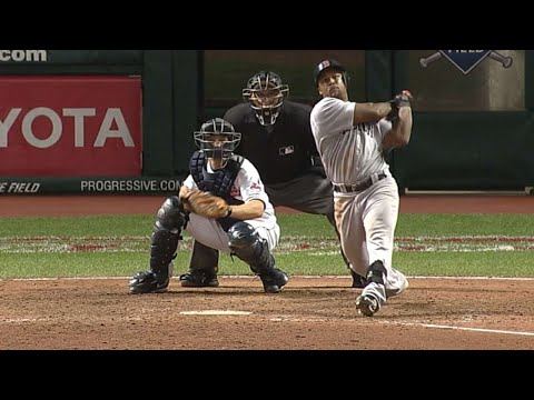 Video: BOS@CLE: Beltre cranks a go-ahead shot in the ninth