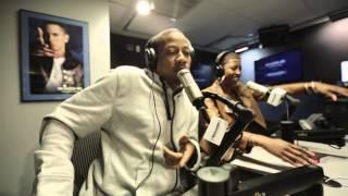 Planet Asia & Lyric Jones Showoff Radio Freestyle w/ Statik Selektah Shade 45 4/7/16
