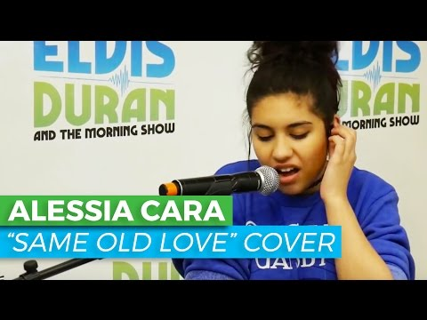 EJ: You Have To See Alessia Cara's Cover Of Selena Gomez's 'Same Old Love'