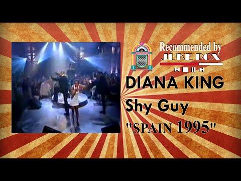 Diana King – Shy Guy (Zona Franca 1995)
