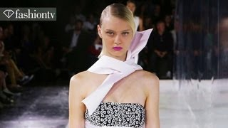 Prabal Gurung Spring/Summer 2014 ft. Karlie Kloss | New York Fashion Week NYFW | FashionTV