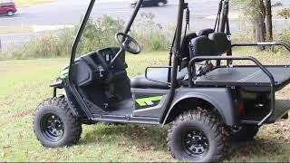 3. Textron Prowler EV Walk Around