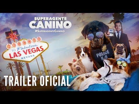 Superagente canino - Tráiler Oficial HD en español?>