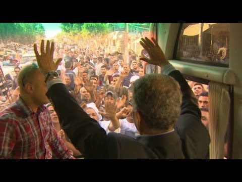 Noisy run-up To Egyptian elections