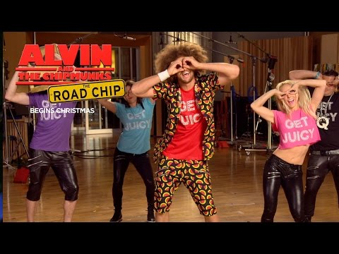 Alvin and the Chipmunks: The Road Chip (Viral 'Squeaky Wiggle Dance')