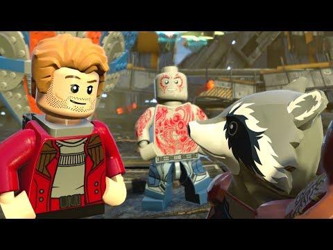 LEGO Marvel Super Heroes 2 - 100% Guide #1 - No Eson of Mine (All Minikits)