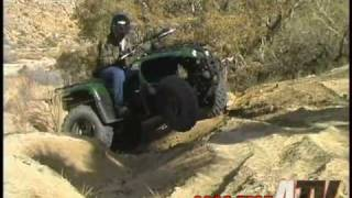 8. ATV Television - 2003 Yamaha Big Bear 400 Test
