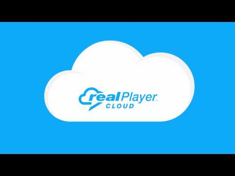 Video of RealPlayer Cloud
