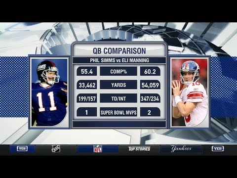 Video: Is Eli Manning a future Hall of Famer?