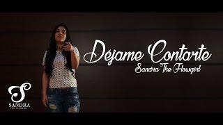 "Descarga GRATIS: https://app.box.com/v/dejamecontarteFACEBOOK: http://www.facebook.com/SandraFlowgirlTWITTER: http://www.twitter.com/SandraFlowgirl2INSTAGRAM: http://www.instagram.com/SandraFlowgirlProducción : Cam1lo ColombiaEstudio musical: Paradise MusicContrataciones (+57) 312 206 62 34Sandra_flowgirl@hotmail.com Déjame Contarte - Sandra The Flowgirl Música Nueva 2016 / Lo Mas Nuevo / ""Sandra Flowgirl 2016""Todos los Derechos Reservados -  Evita inconvenientes con tu canal."