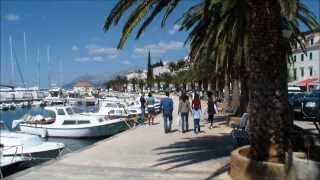 Baska Voda Croatia  city photo : Baska Voda Croatia, beatiful town on the Makarska Riviera