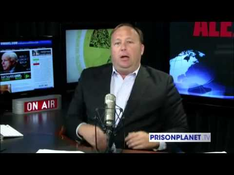 OBAMA Declares WAR! on The 1st and 2nd Amendment; Alex Jones-INFOWARS