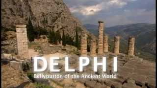 Delphi Greece  city photo : Delphi: The Bellybutton of the Ancient World