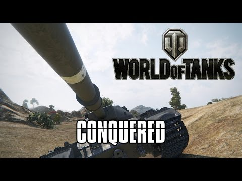 World of Tanks - Conquered
