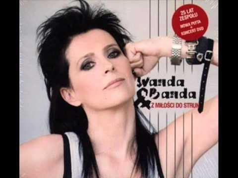 Tekst piosenki Wanda Kwietniewska - Powiewaj mi! po polsku